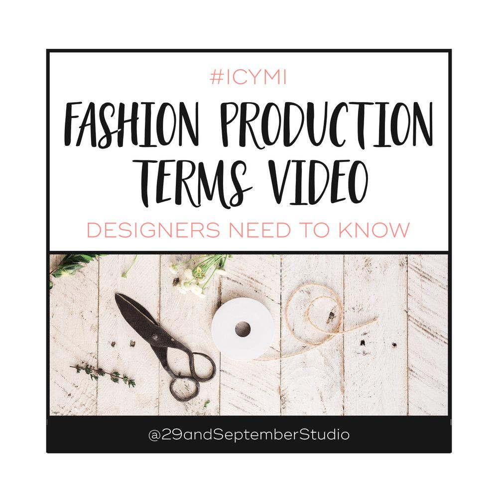 Manufacture Video
