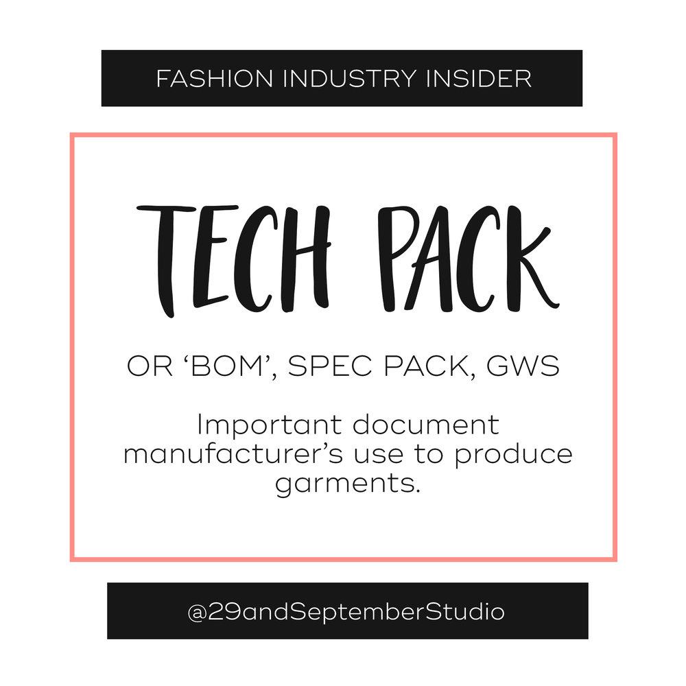 Tech Packs