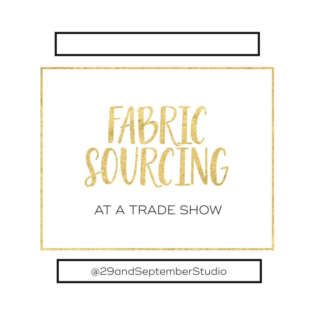 Sourcing Fabric