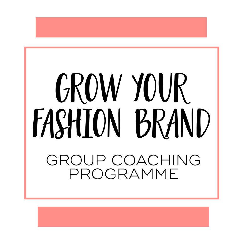 Group Coaching Programme