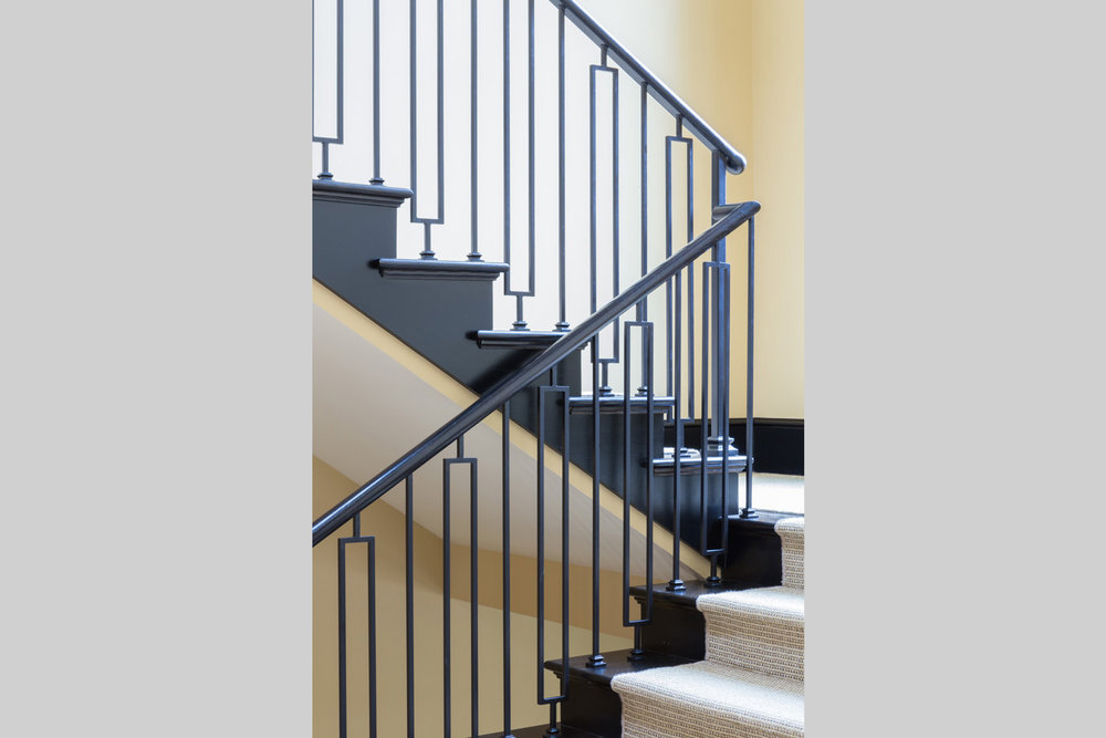 DESIGN415 | Atherton Staircase Design