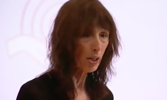 Gabrielle Roth at the Breath of Life Conference