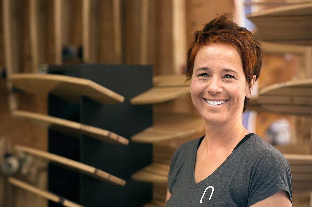 Maryse Blanchard - Tono