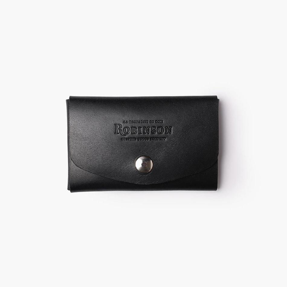 Business card holder - black — La Compagnie Robinson
