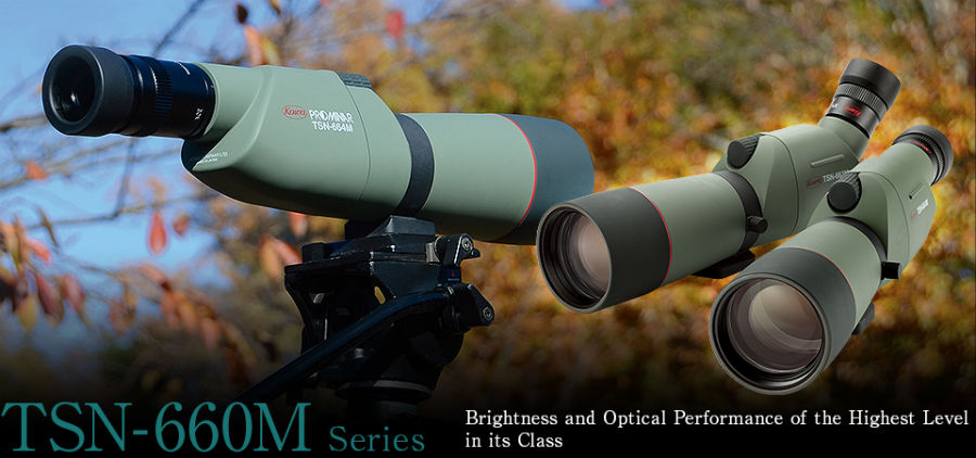 Kowa TSN-660M spotting scopes