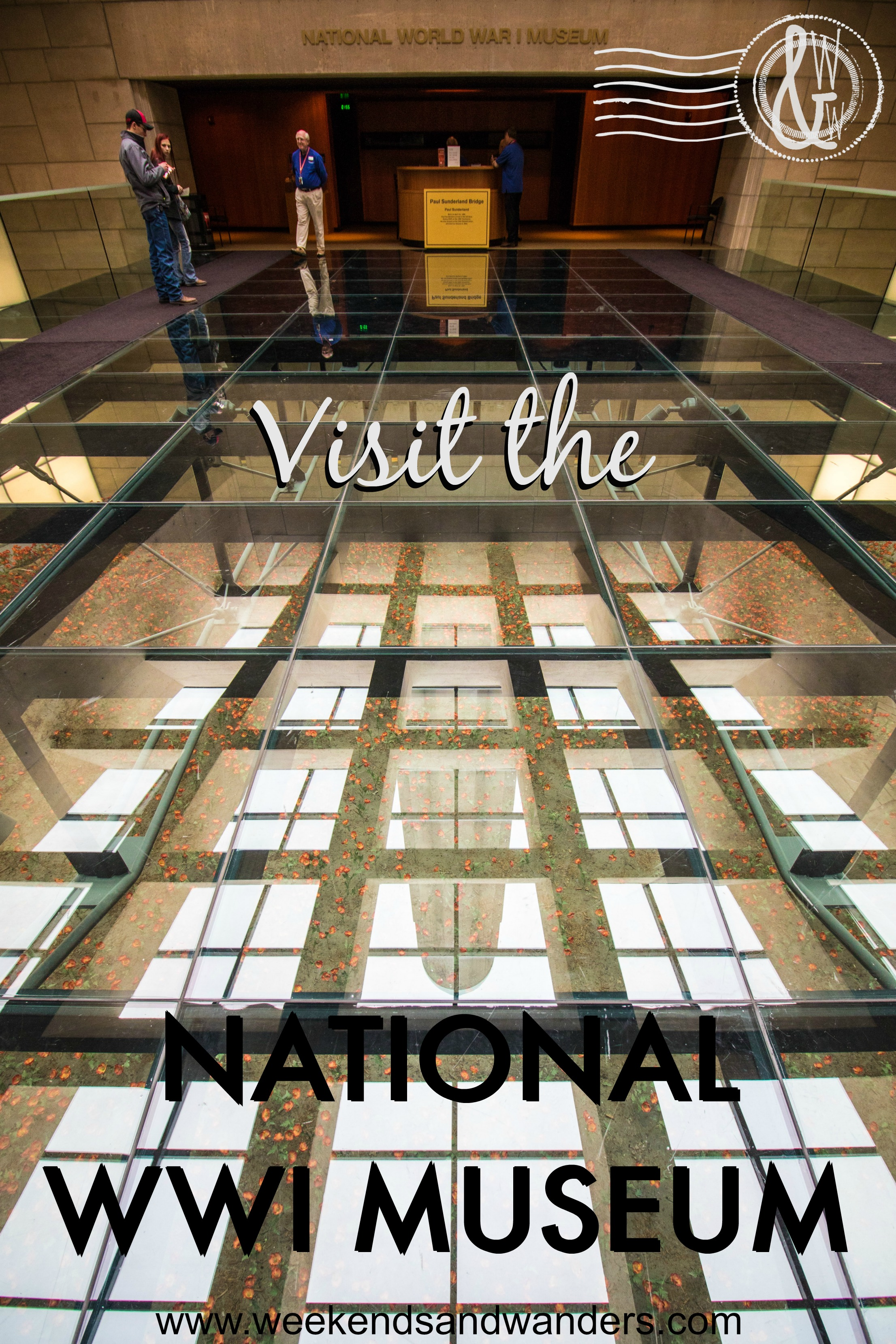 The National WWI Museum is one of Kansas City's best kept secrets. It's an architectural and cultural gem available to the entire nation!