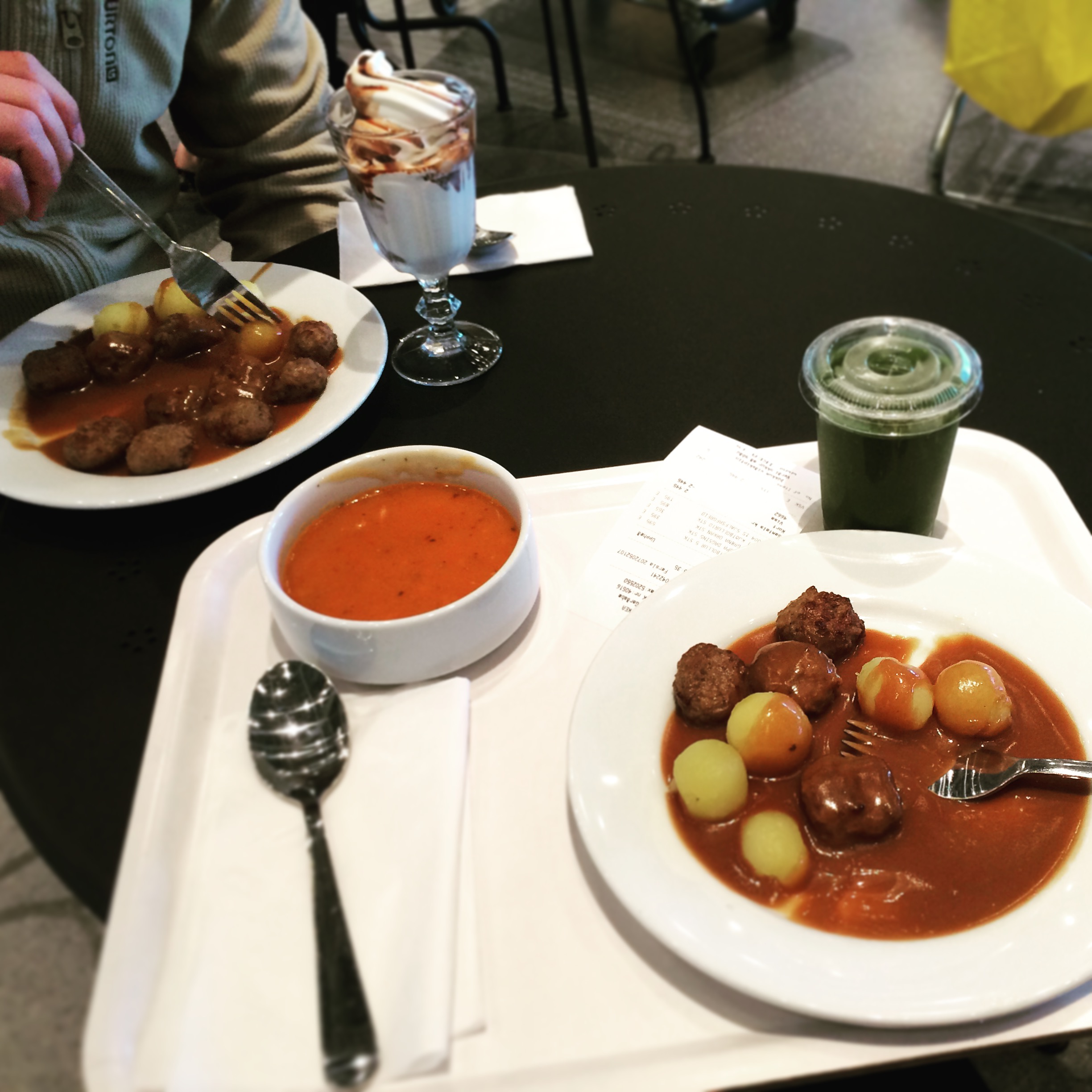 ikea iceland lunch