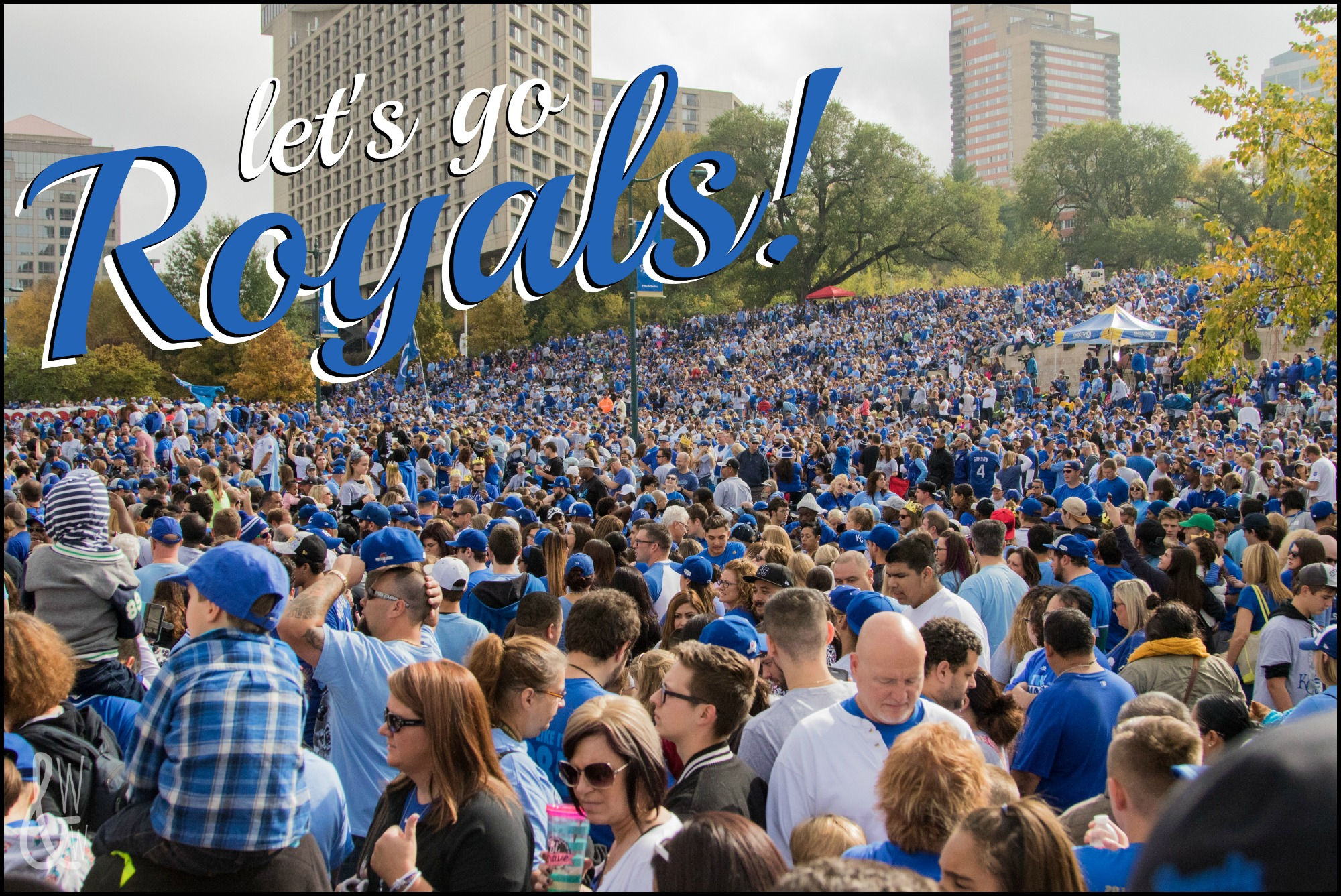 The 2015 Royals World Series parade was the most fun I never want to have again, and it's a memory I'll never forget!