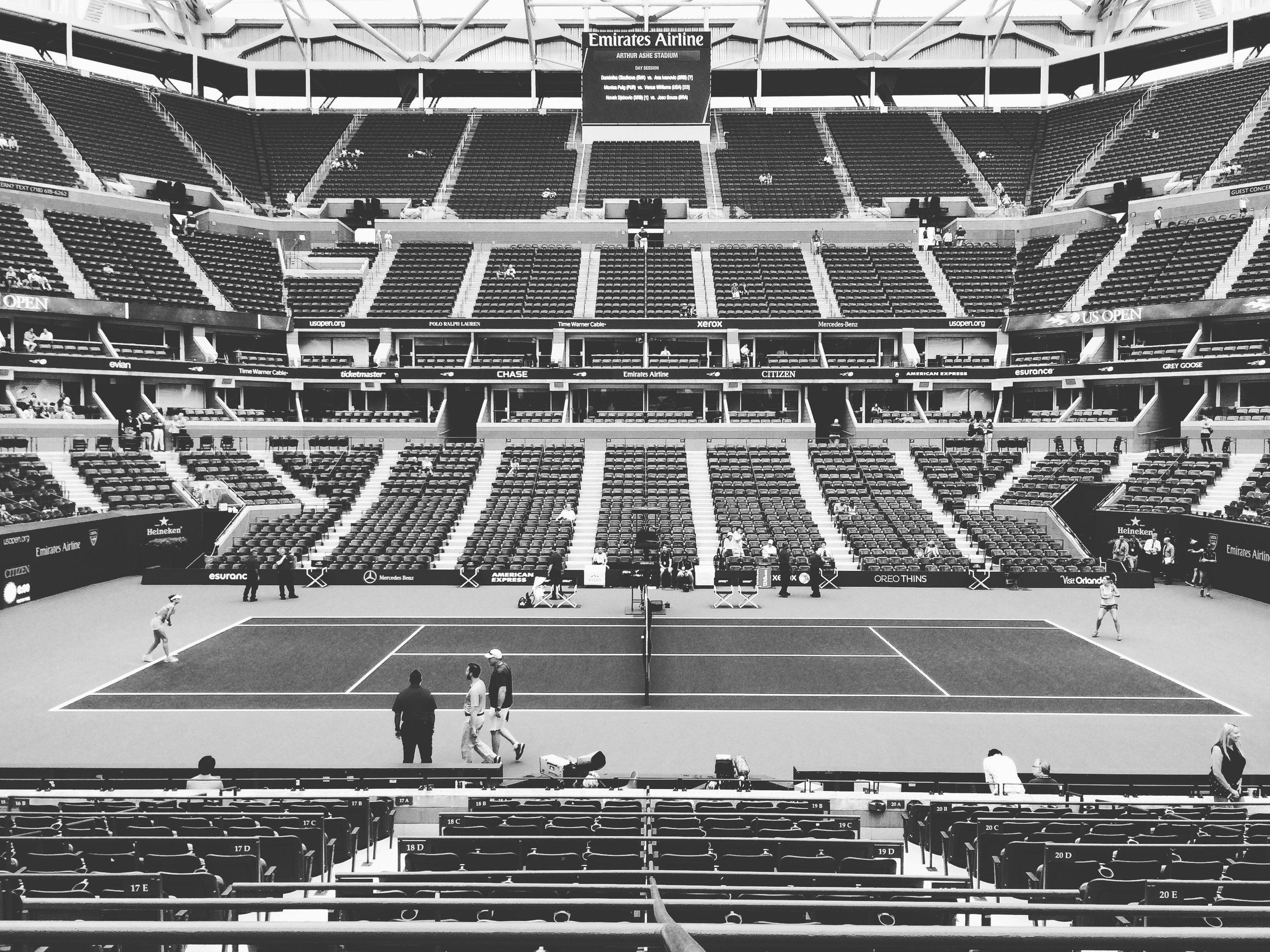 US Open Stadium