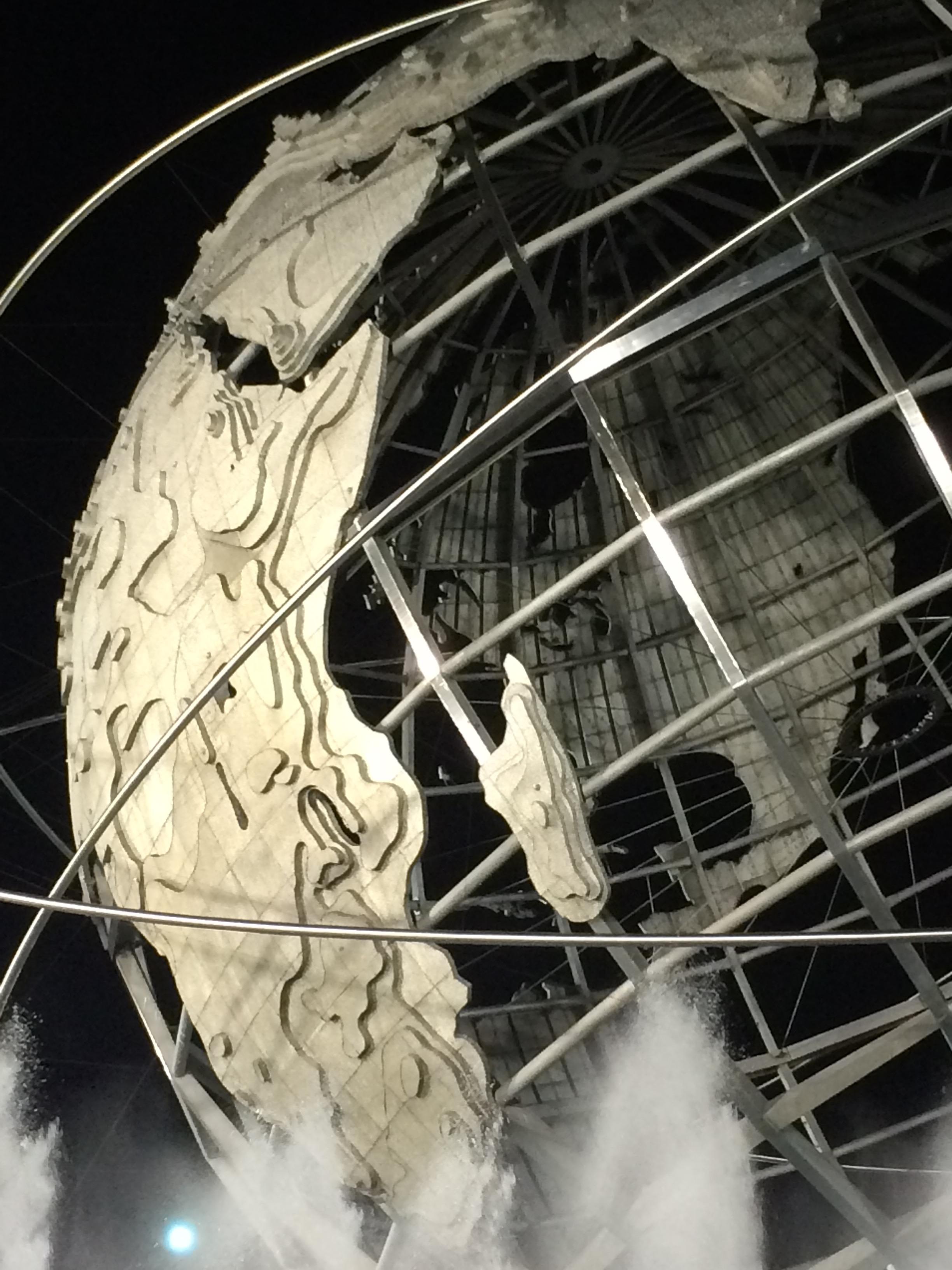 World's Fair Unisphere