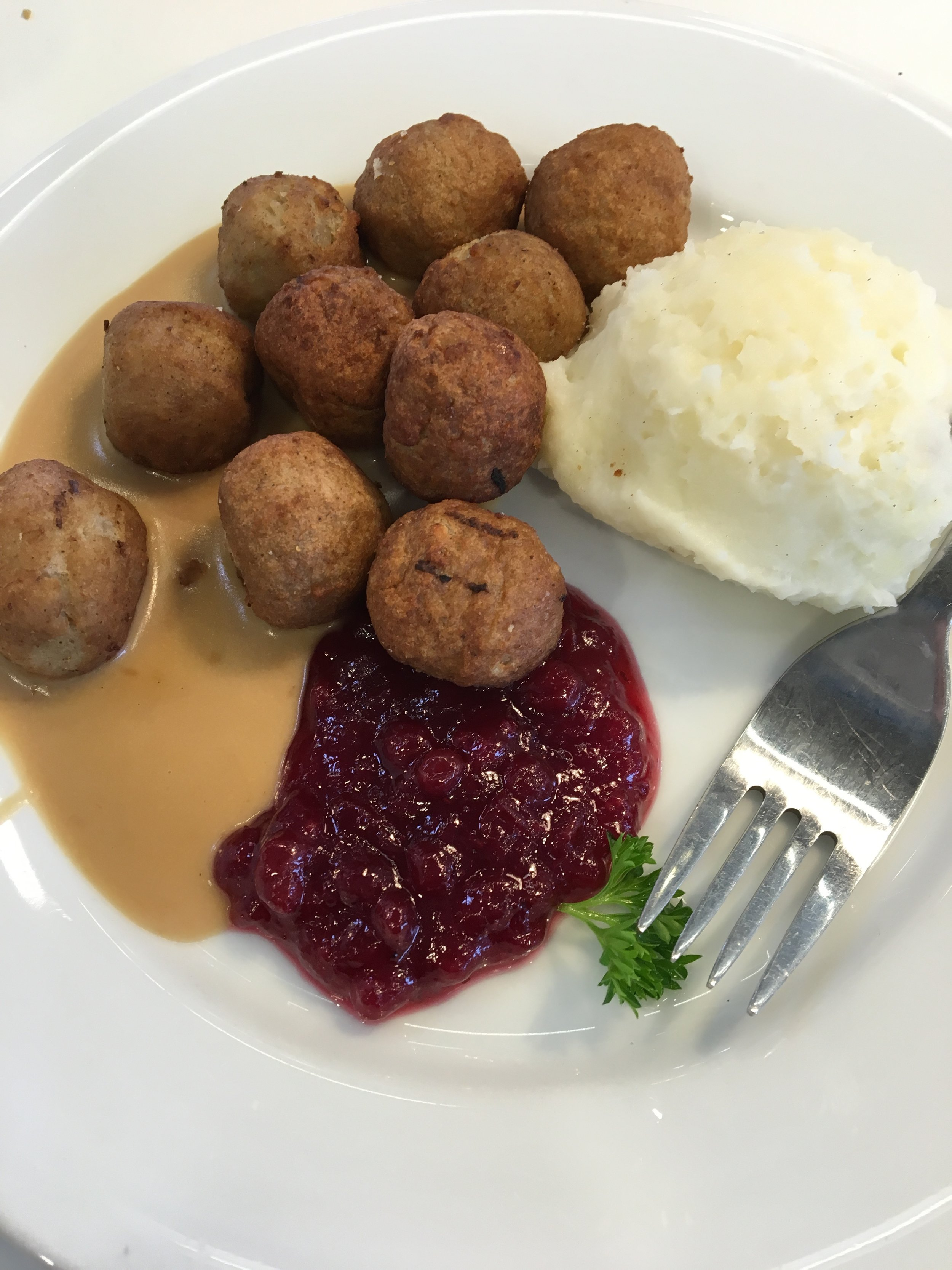 Kansas City Restaurant Week - IKEA - meatballs