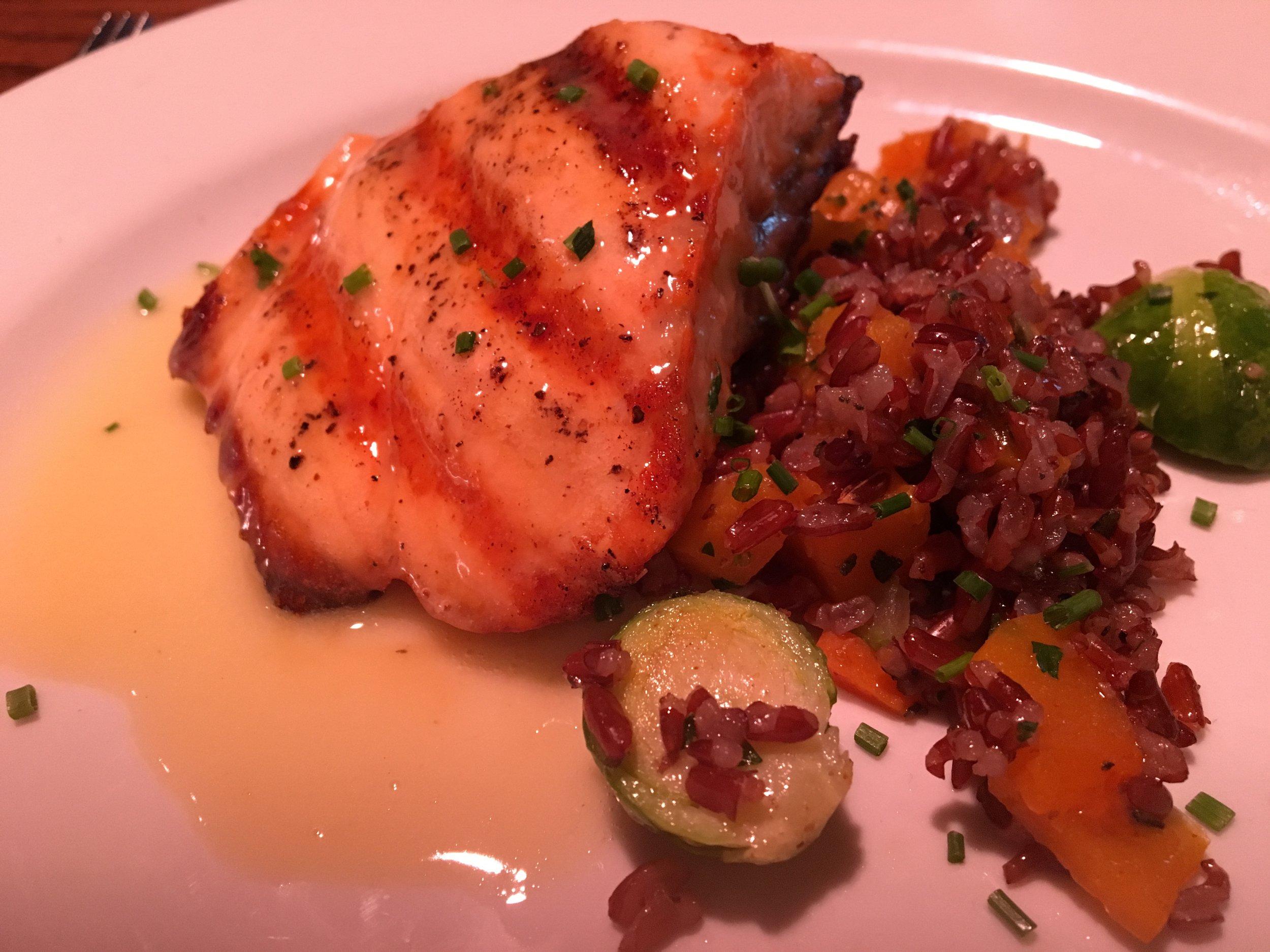 Kansas City Restaurant Week - Pierponts - Salmon