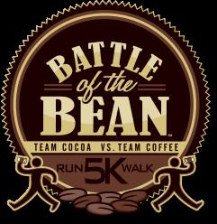 battle of the bean logo