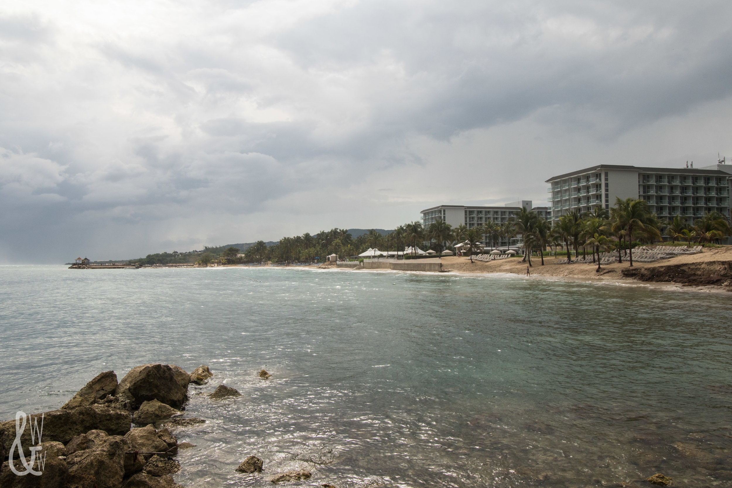 The Hilton Rose Hall Resort at Montego Bay, Jamaica