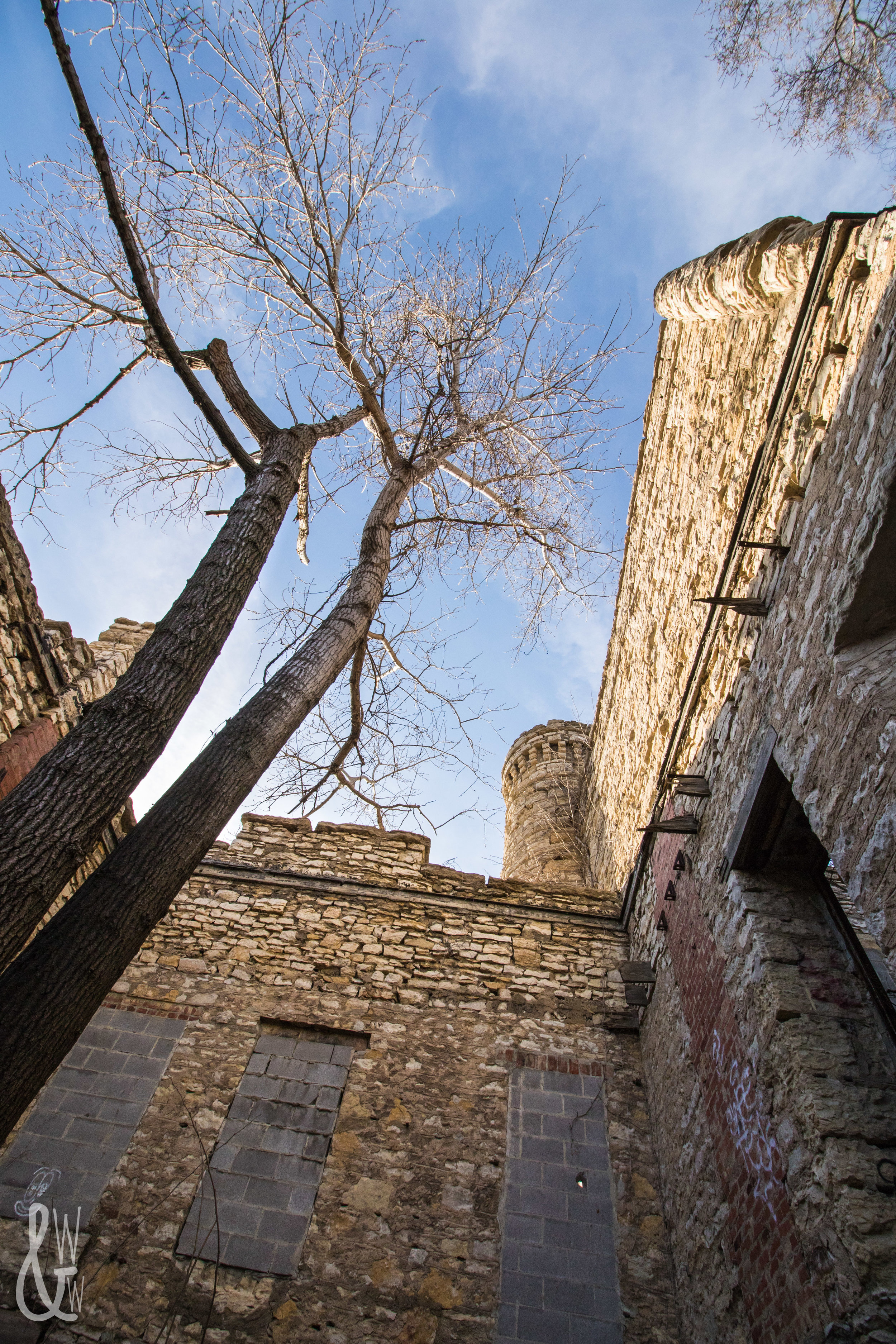 Visit the KC Workhouse Castle: part of my March Photography Challenge!