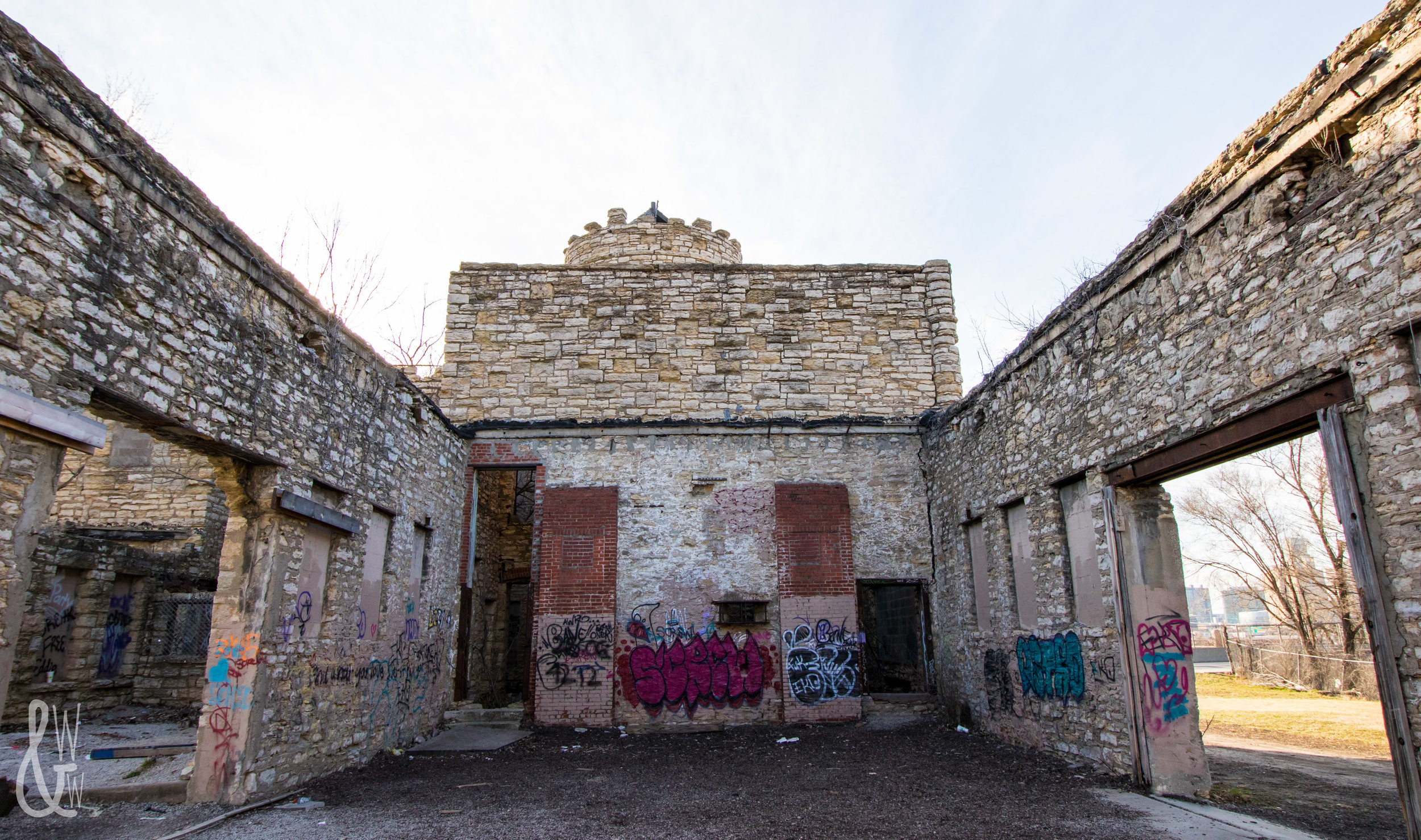 Explore the KC Workhouse Castle and take a step back in Kansas City's history!