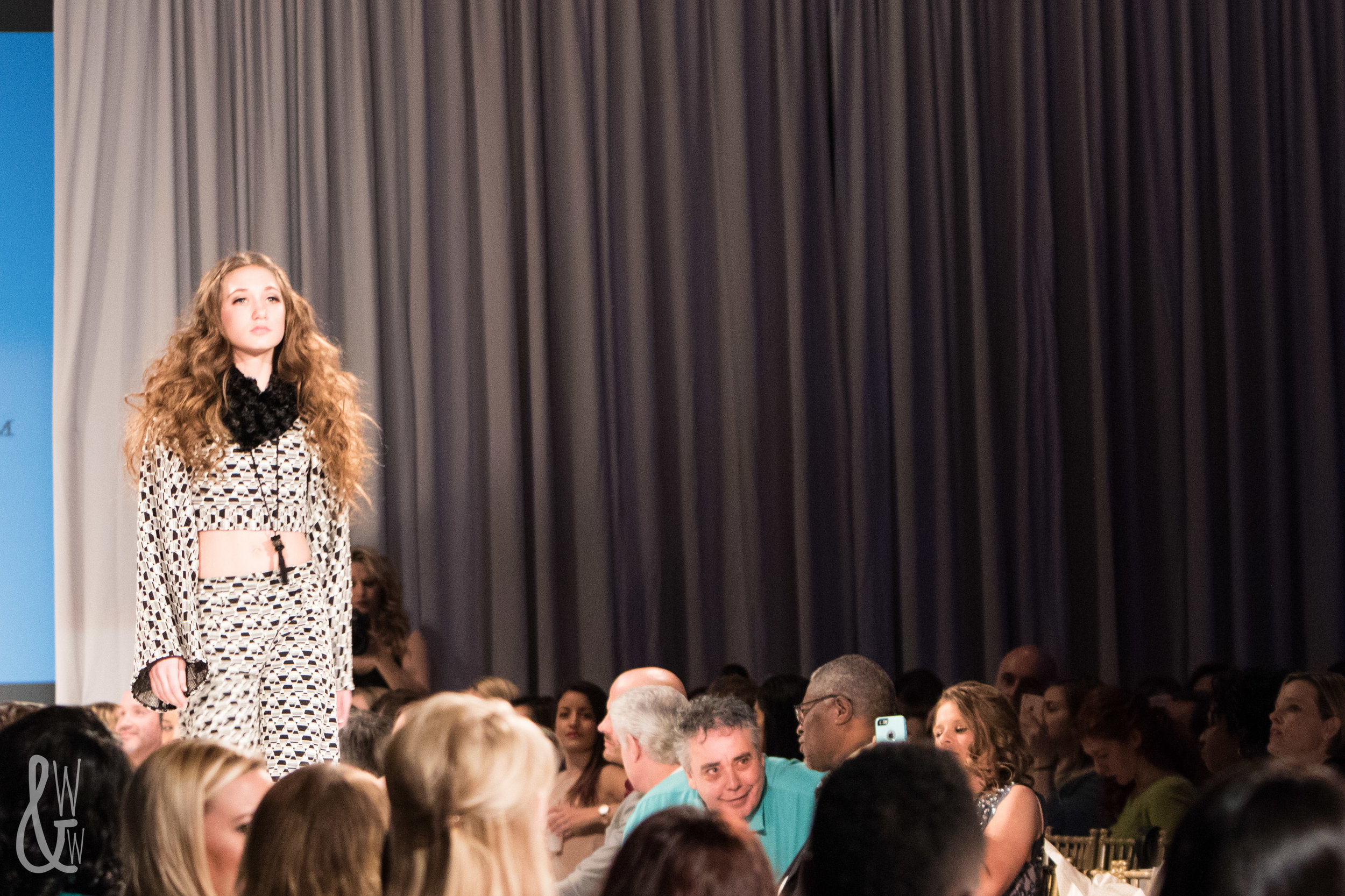 Photographing KC Fashion Week: part of my March Photography Challenge!