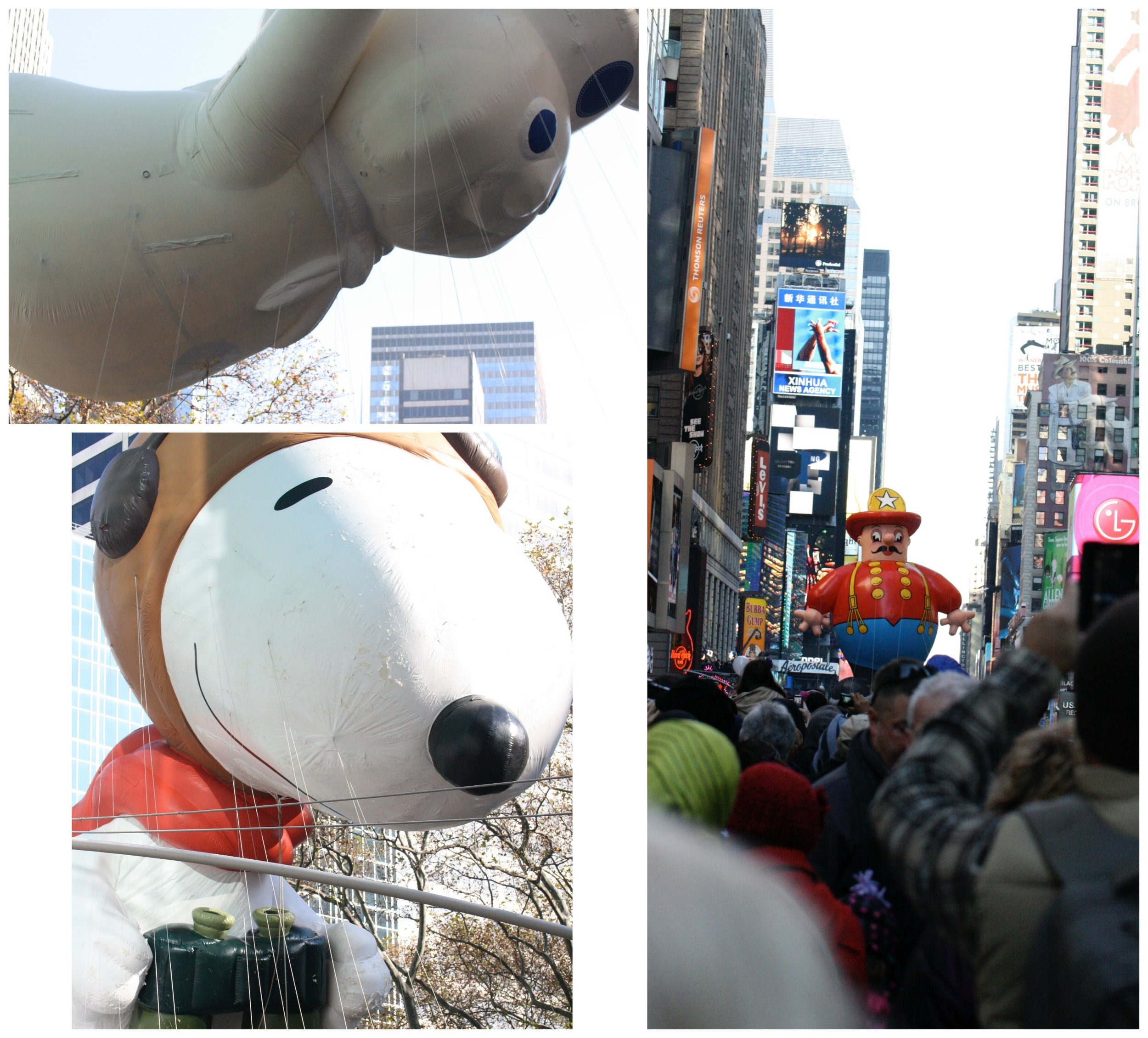 The Macy's Thanksgiving Day Parade is one of the most iconic New York City outdoor sights. Don't miss it!