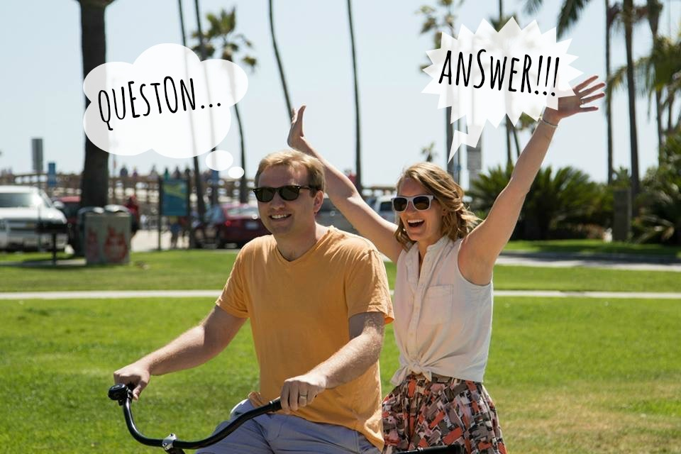Tune in for another Q&A session with Bailey and Vince! This week's topic: travel gear