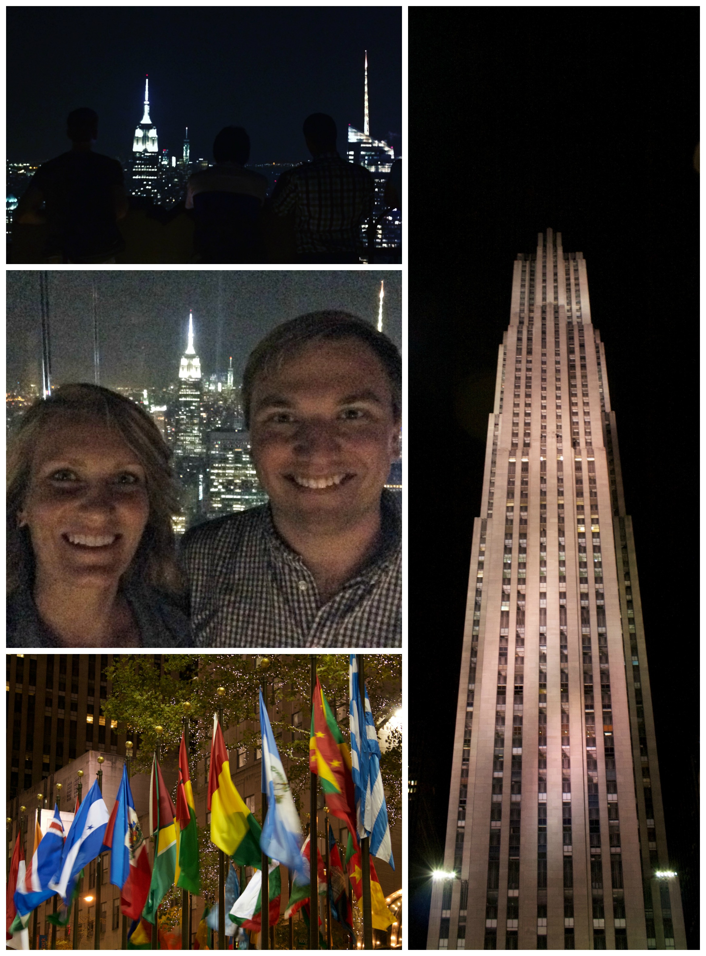 Rockefeller Center is one of the most iconic New York City outdoor sights. Don't miss it!
