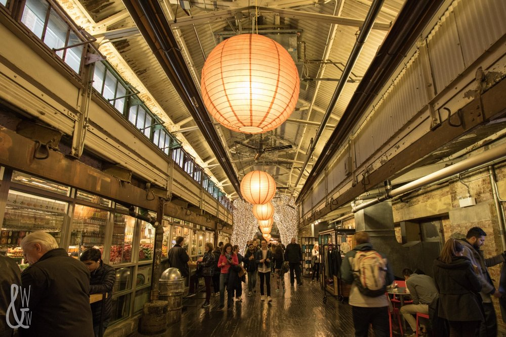 New York City has some of the best sights and museums in the world, like Chelsea Market!