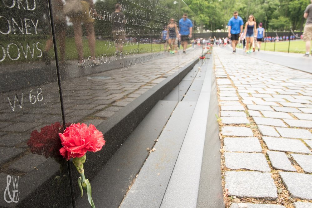 National Vietnam Veterans Memorial