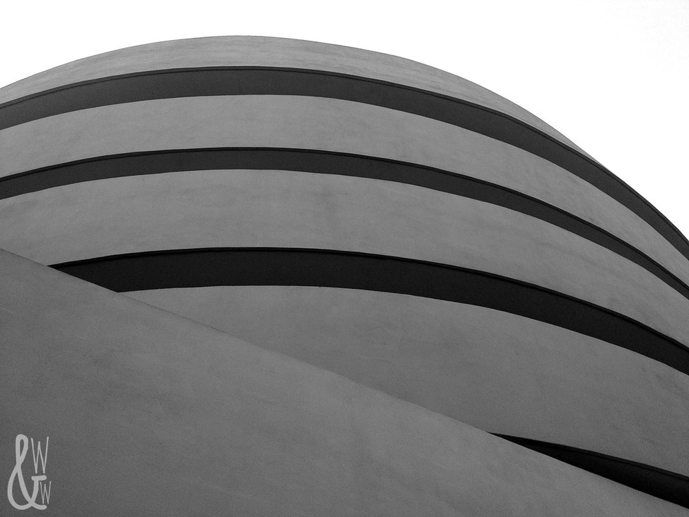 New York City has some of the best sights and museums in the world, like the Guggenheim Museum!