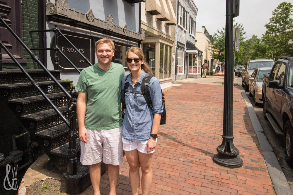 We loved taking in some amazing sights and bites during our weekend in Washington DC for the first time!