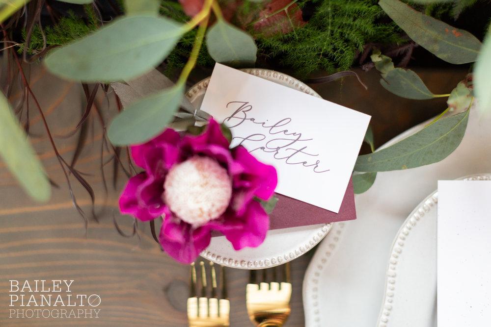 Cozy Wintry Boho Inspired Vowel Renewal | Kansas City, MO