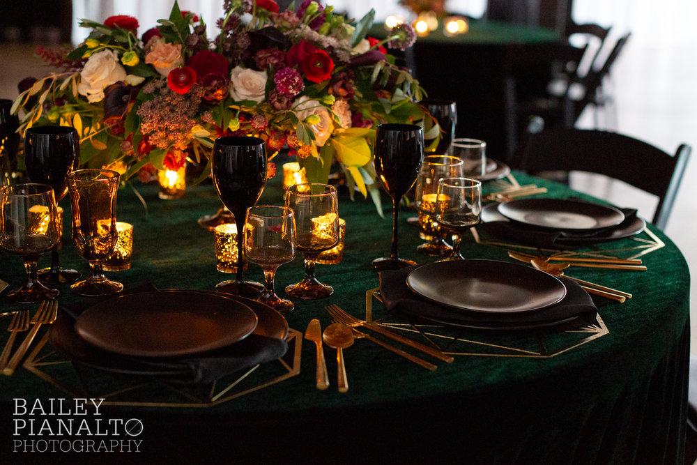 Unplugged Speakeasy Wedding Inspiration | Kansas City, MO