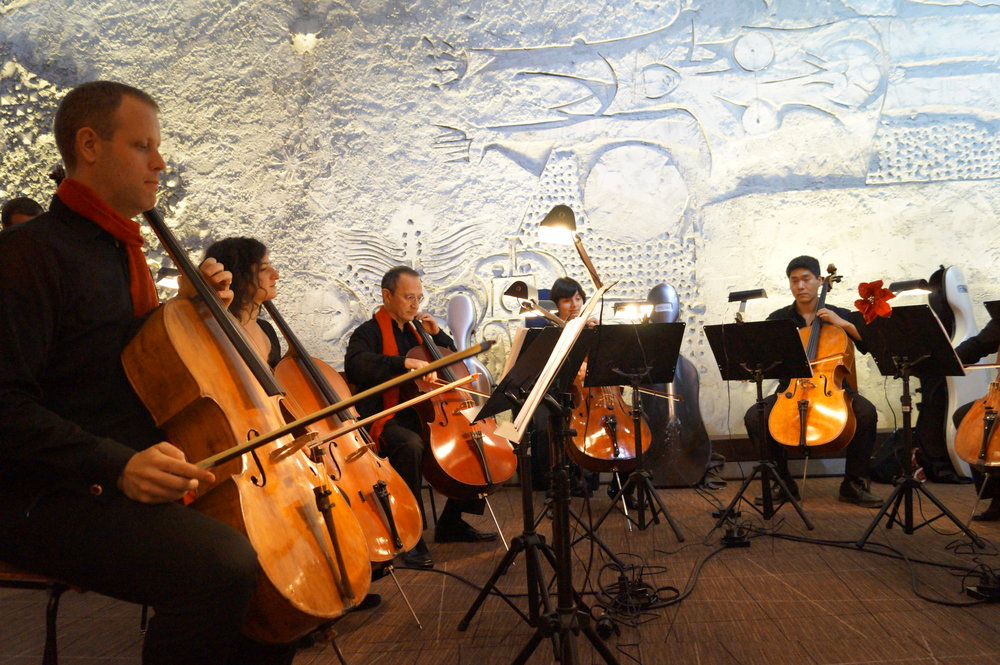 Élément 8 concert de Noël - 2015