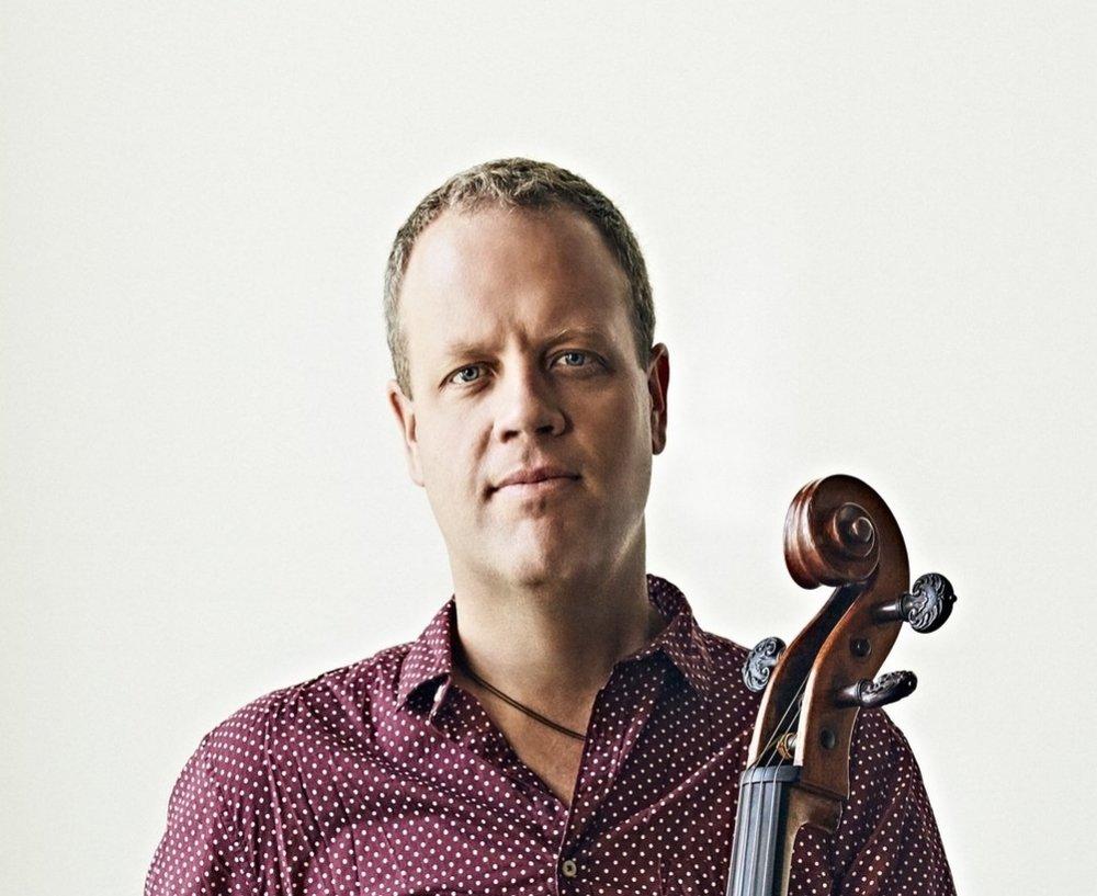 Blair Lofgren - Violoncelle et Directeur Artistique