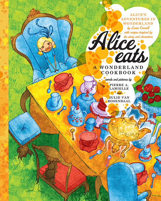 Alice Eats - Book Review - Stephanie Arsenault