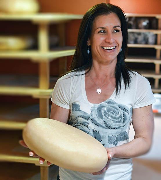 Carmelis Goat Cheese Farm and Artisan Kelowna - Global Dish - Stephanie Arsenault