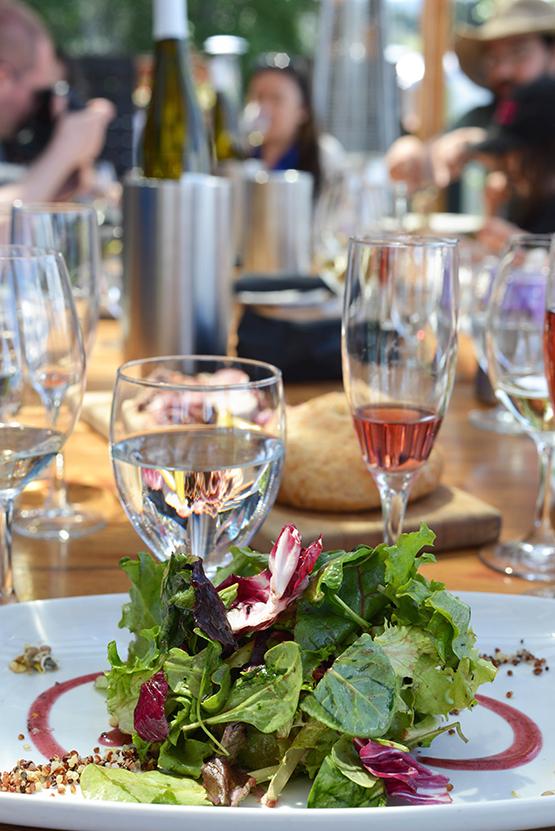 Summerhill Winery Kelowna - Global Dish - Stephanie Arsenault