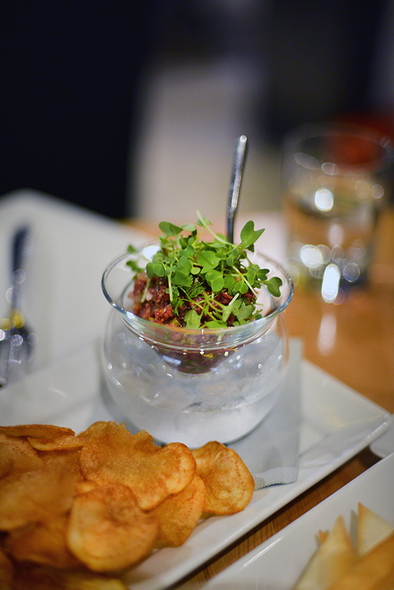 Bar C Cocktails for Charity - Global Dish - Stephanie Arsenault
