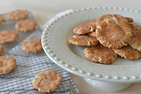 Oodles of Snickerdoodles - Stephanie Arsenault - Global Dish