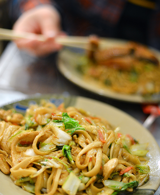 """Tasty Hand-Pulled Noodles"" in NYC's Chinatown - Global Dish - Stephanie Arsenault"