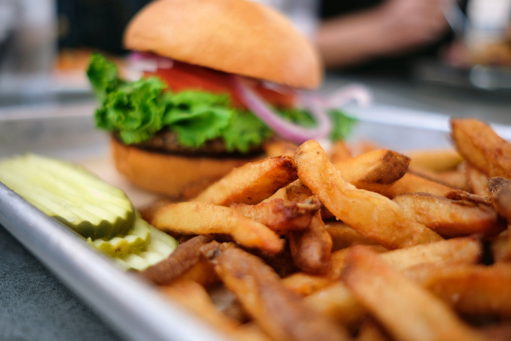 Burger Burger - Global Dish - Stephanie Arsenault