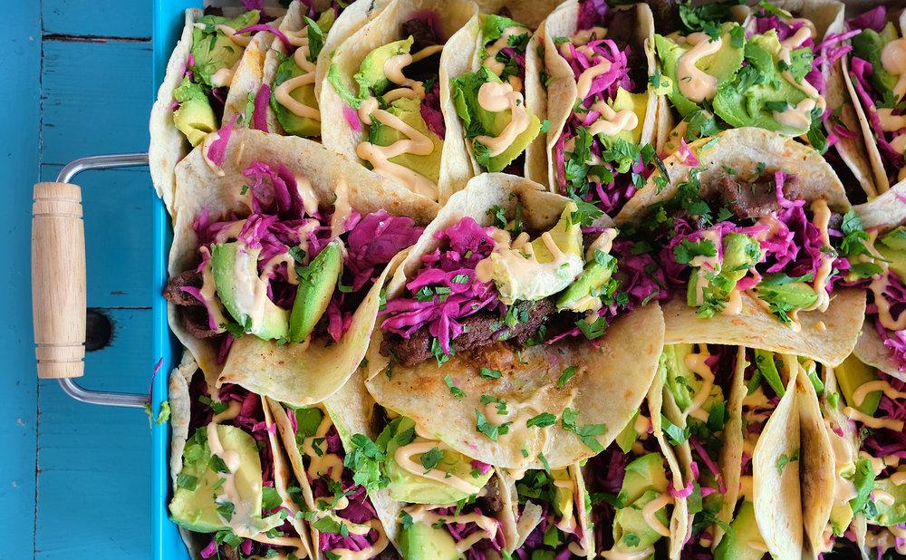Tacos at Tubby's Ice House in Fredericksburg - Global Dish - Stephanie Arsenault