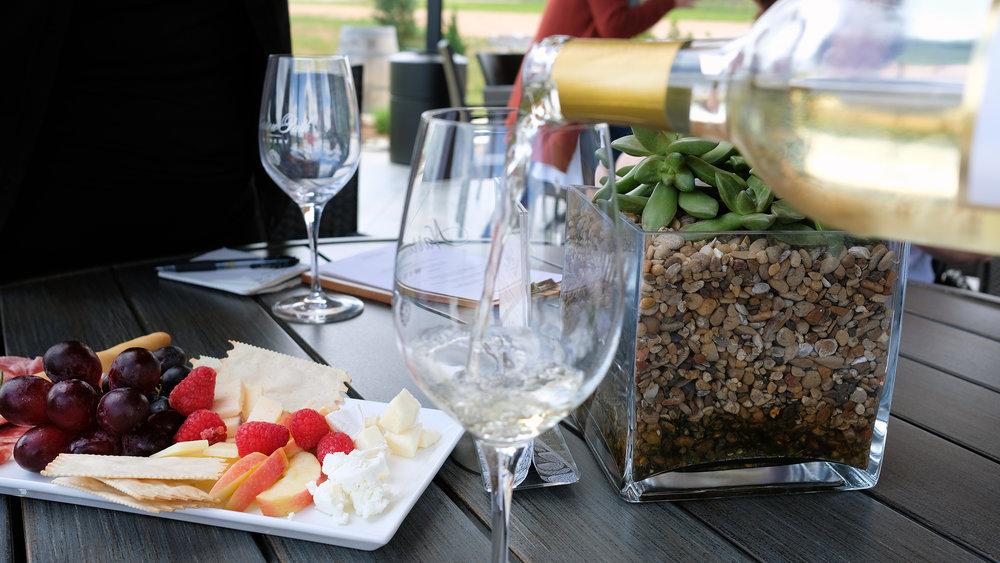 Narrow Path Winery near Fredericksburg - Global Dish - Stephanie Arsenault