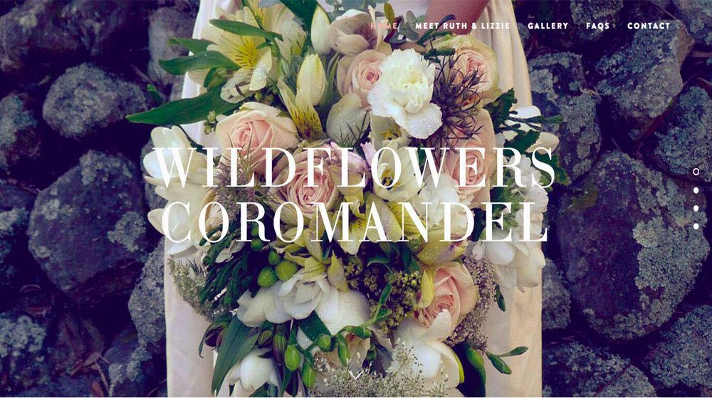 Wildflowers coromandel, floral stylists