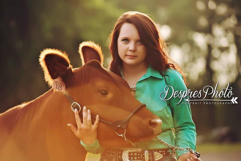 Kristine Fairchild, Renville County Minnesota 4-H