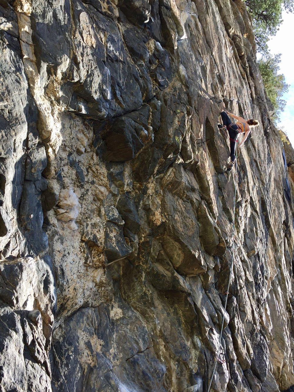Climb On! -