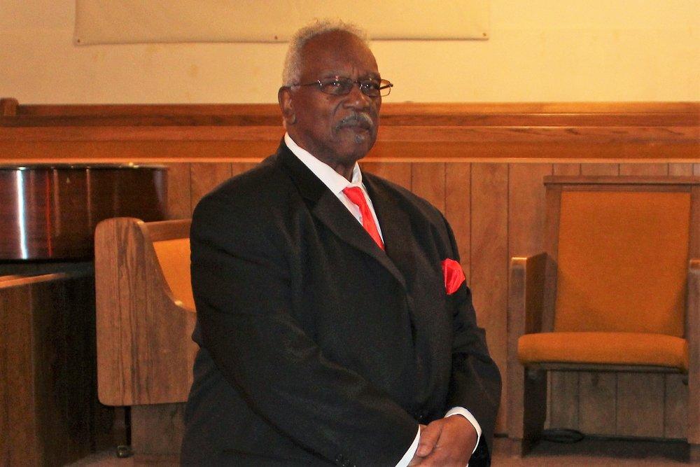 Deacon Mack Davis