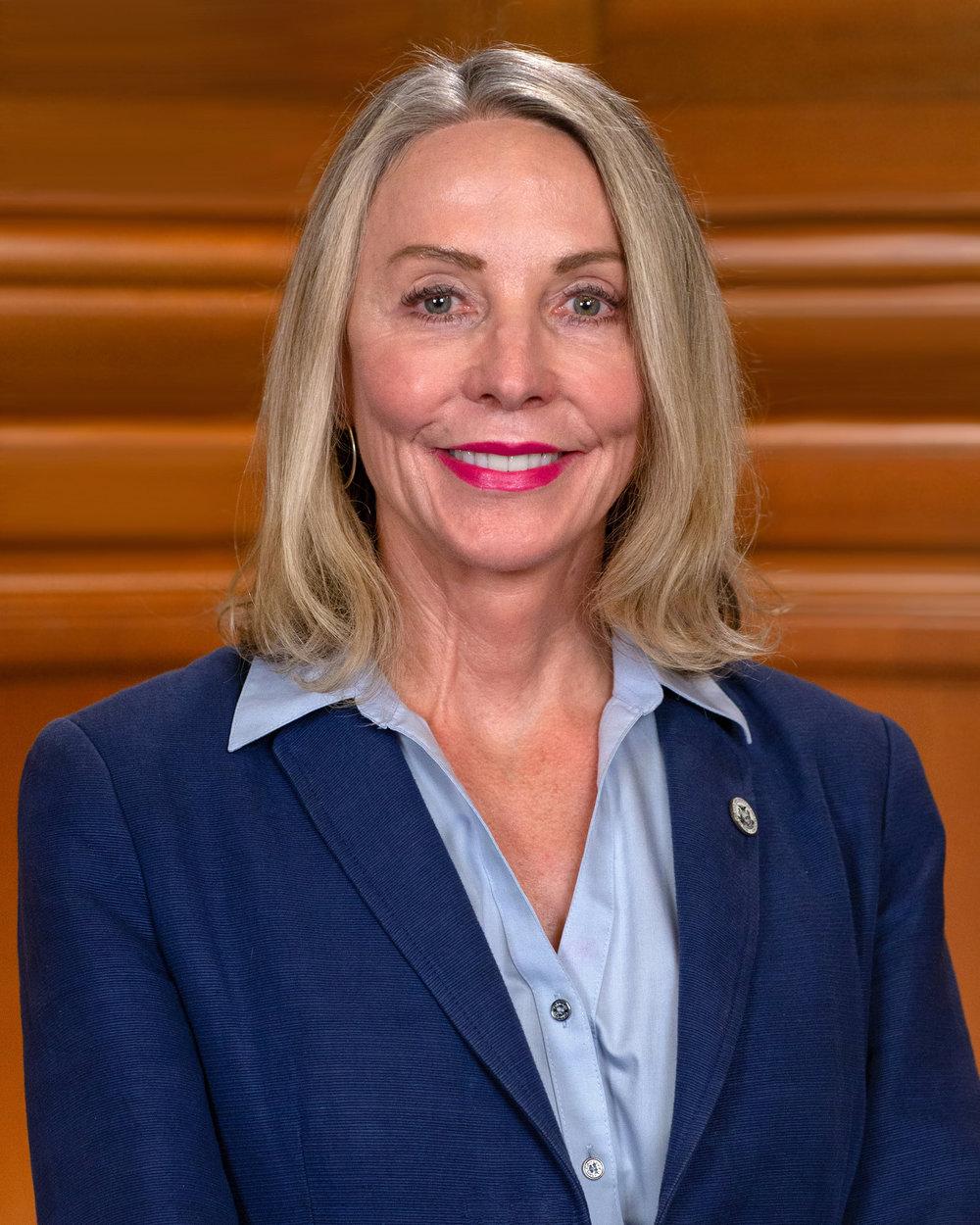 District 5 Supervisor, Vallie Brown