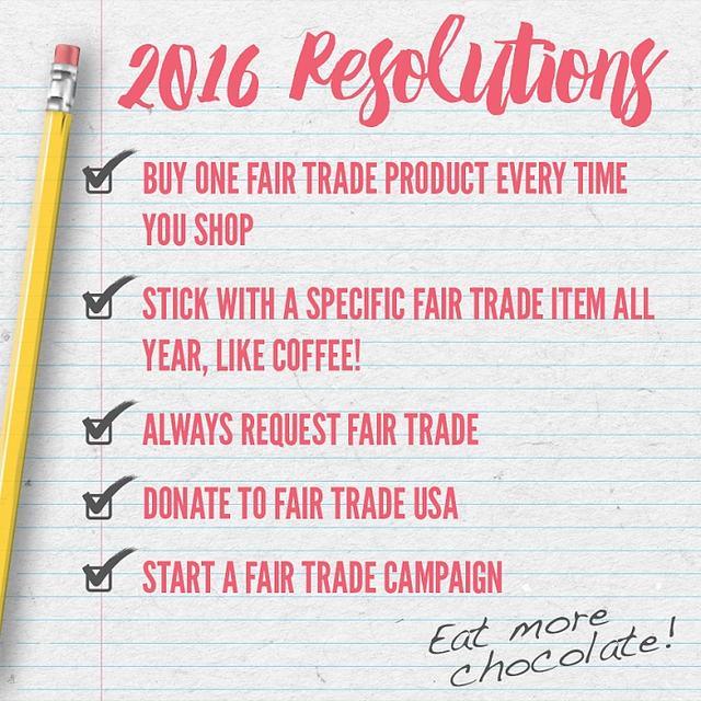 Source:  Fair Trade USA