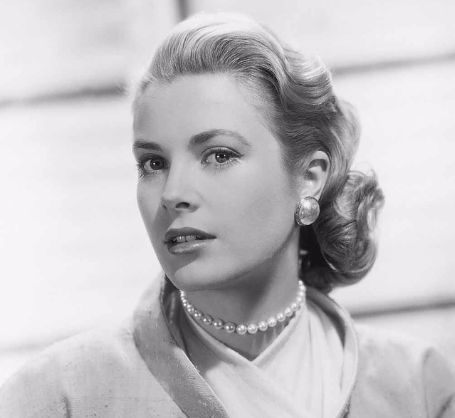 The iconic Grace Kelly