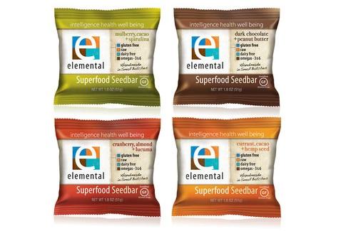 Elemental Seed Bars