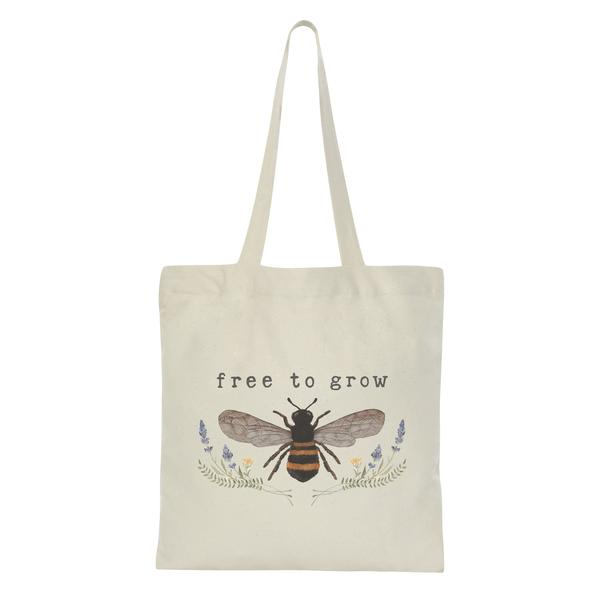The Tote Project's bag are sewn in India by women who have made the choice to journey out of the sex trade and into freedom, plus 20% of profits are donated to Two Wings to help survivors of human trafficking in the United States pursue their dreams.